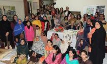 Women struggle will continue for just, peace and equality: Nigar Ahmed