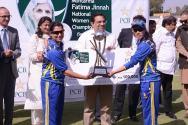 ZTBL wins 11th Mohtarma Fatima Jinnah Women Championship