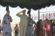Newly trained recruits Pass out at Pakistan Rangers Academy,Mandi Bahauddin