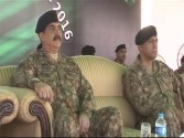 COAS General Raheel Sharif witness 5th PACES Championship-2016