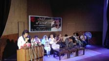 Lahore's journalists pay homage to late Amjad Sabri Qawal