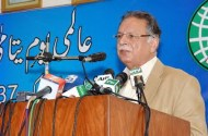 Karachi has become more peaceful and secure : Pervaiz Rashid