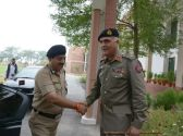 Pakistan Rangers and BSF matters pertaining to border management