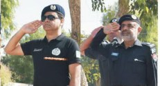 DIG Muhammad Shaukat Feroz visits at Borstal Institute and Juvenile jail Bahawalpur