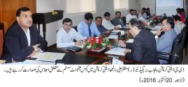 Anti-Corruption Compliant Management System to ensure reliable data : DG ACE Brig.(R) Muzaffar Ali Ranjha