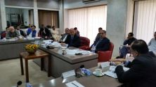 Ahsan Iqbal briefed the Parliamentary Committee on CPEC