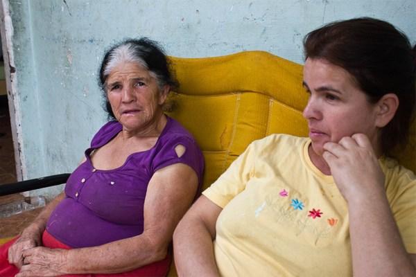 Isabel e Marisa vivem história real de superação (Foto: Laila Braghero/O Semanário)