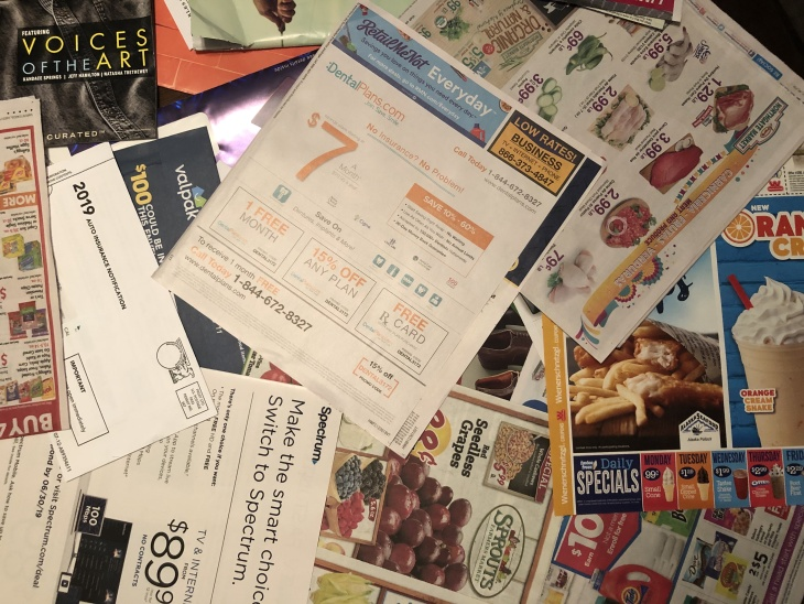 One Angeleno\u0027s Quest To Stop Junk Mail Forever LAist