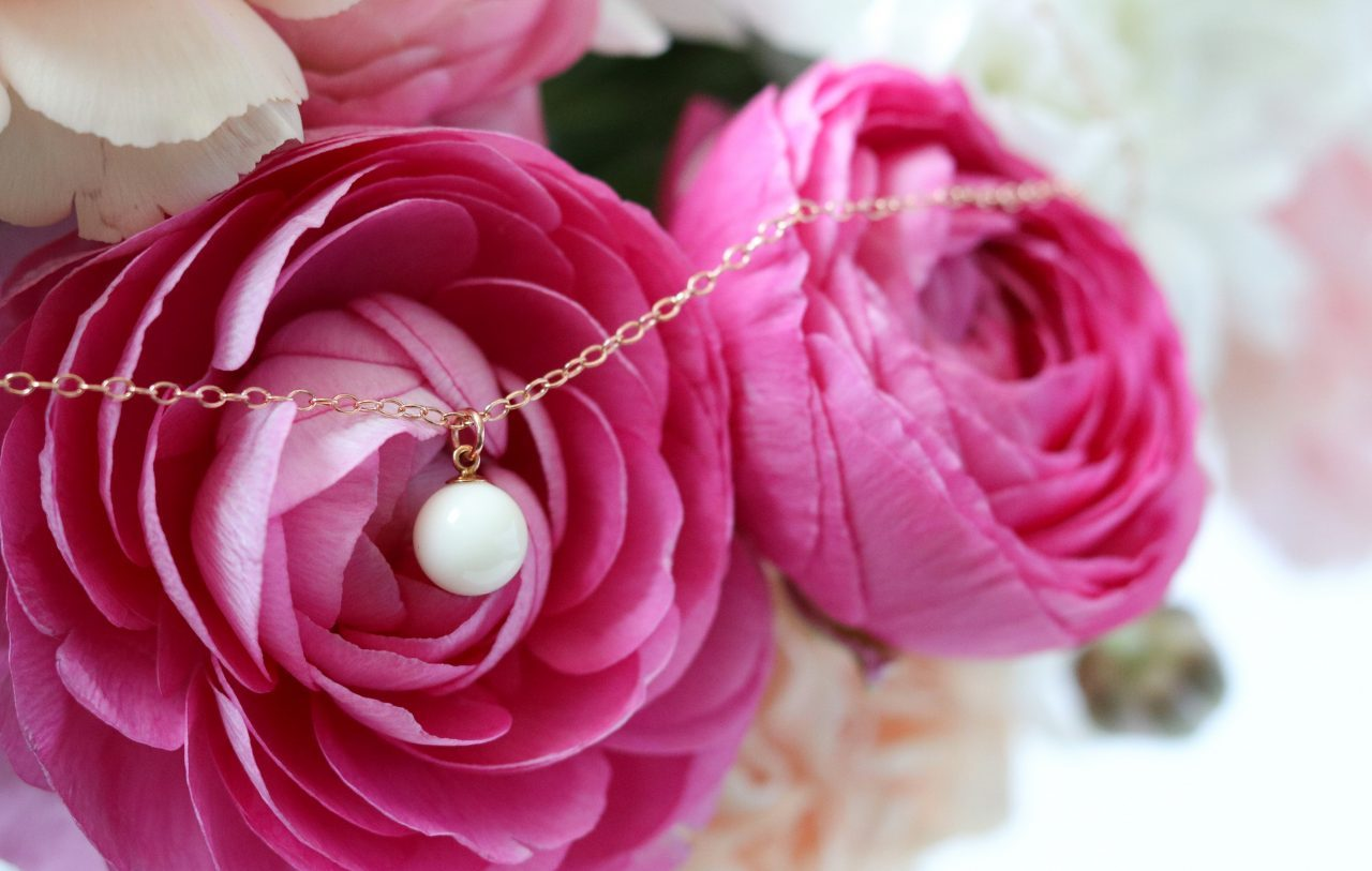 Image De Rose La Joie En Rose Breast Milk Jewelry Accessories Karine Lajoie