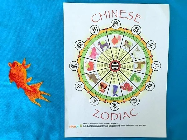 9 FREE Chinese New Year Printables for Kids - La Jolla Mom