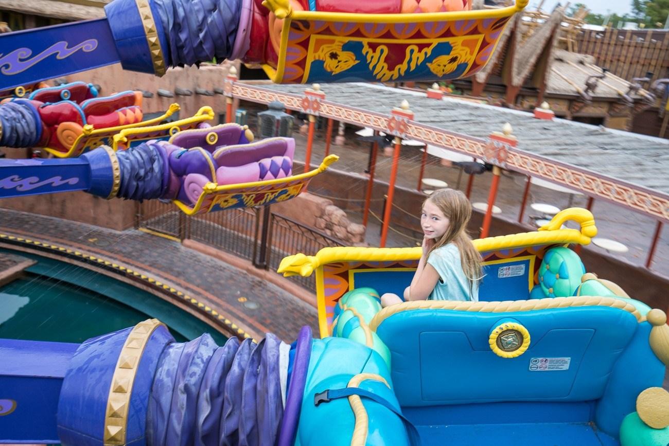 Review Walt Disney World Vip Tour At Magic Kingdom La