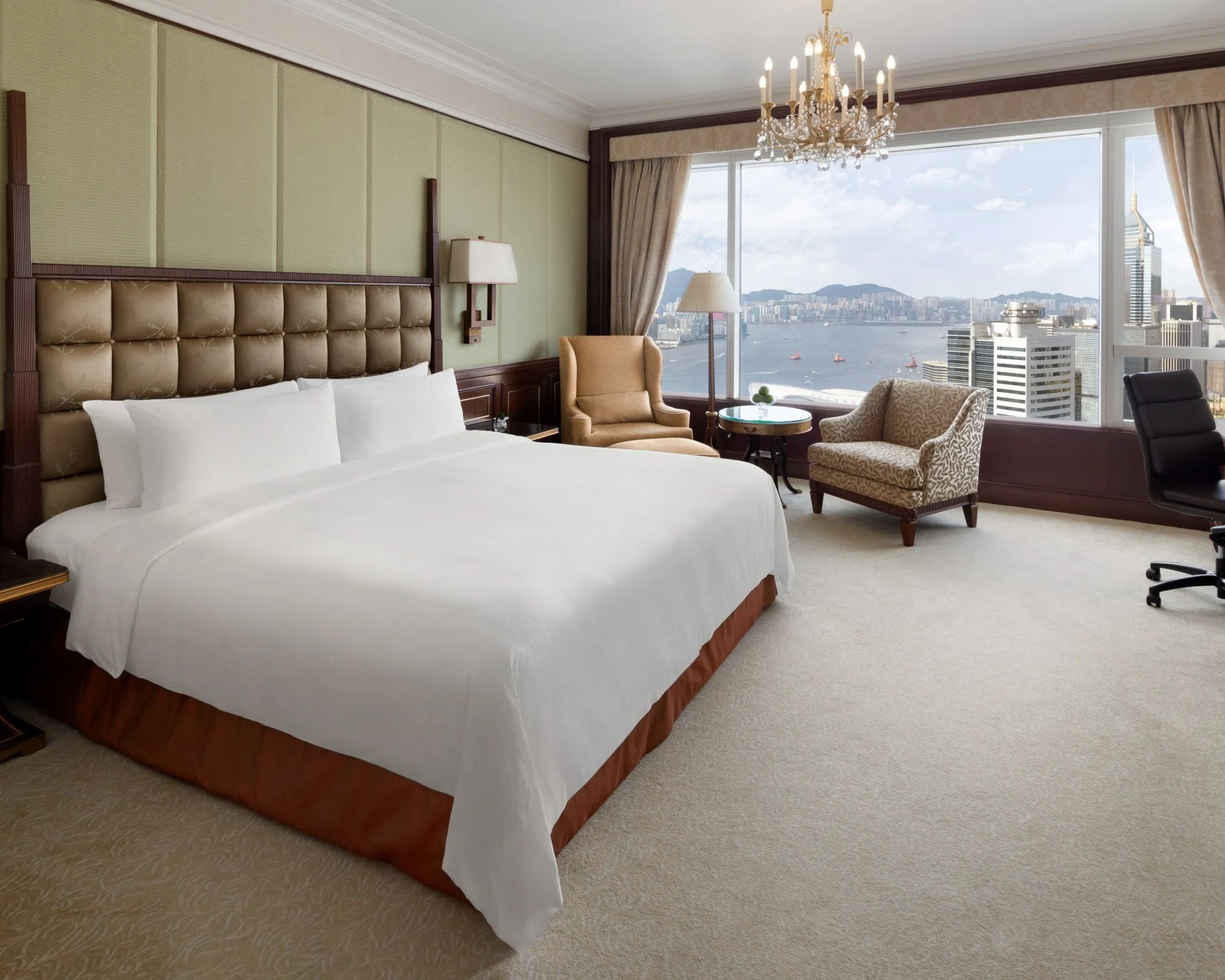 Sofa Bed In Hotels 22 Best Family Hotels In Hong Kong From Luxury To Budget La