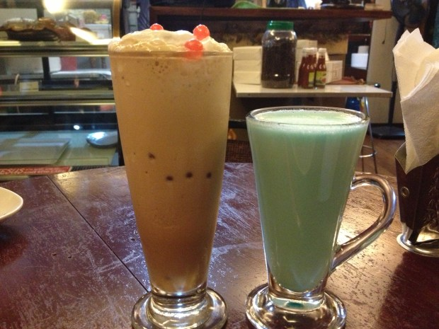 Cosy's Baguio Beverages