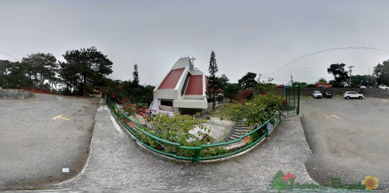 Holy Family Church Photosphere