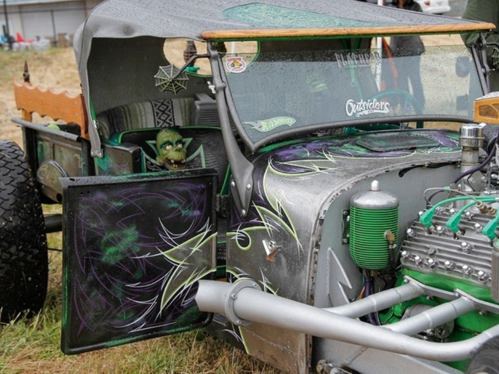 Rat Rods Establish Scholarship; Prepare for Annual Car Show - Lake