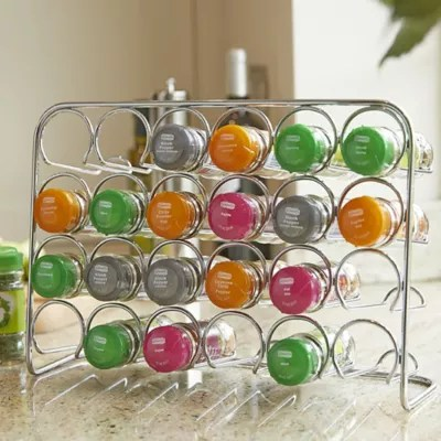 Hahn Pisa 24 Jar Spice Rack Lakeland