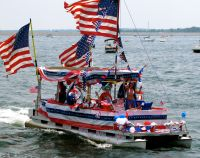 Photos of the 2011 Lake Murray 4th of July Boat Parade ...