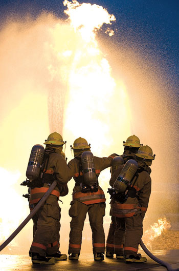 Land O\u0027 Lakes man\u0027s dreams of becoming a firefighter come true