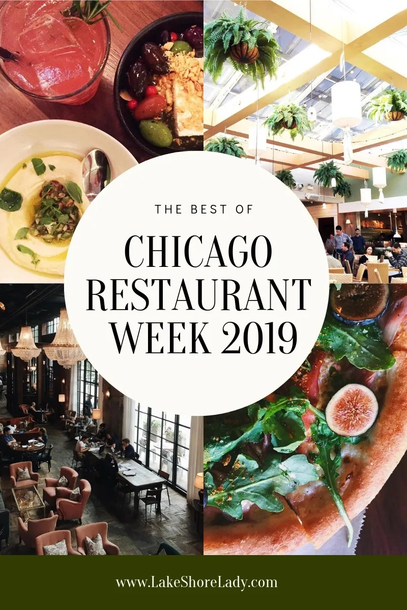 Tavola Brunch The Best Of Chicago Restaurant Week 2019 Lake Shore Lady