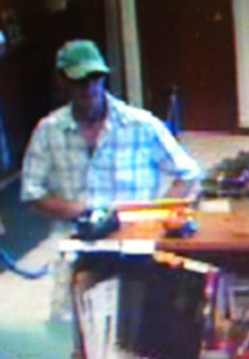 Bank Robber a