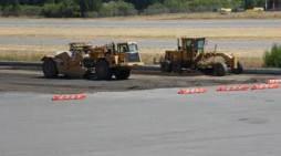 Ramp Construction at Lake Tahoe Airport