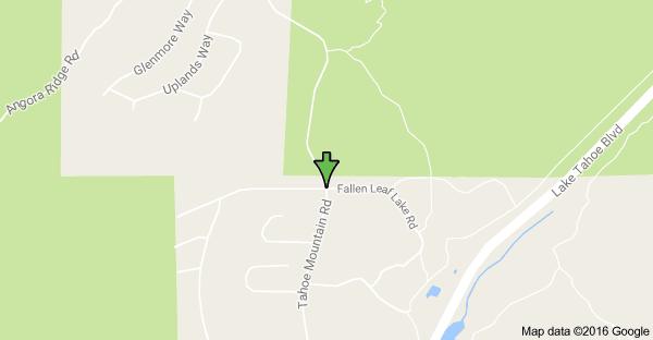 Traffic Update….Tree Down In Roadway Near Tahoe Mt Road & Forest Mountain Drive