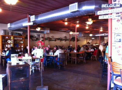 Pecan Street Brewing Johnson City