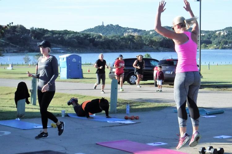 4 Weeks to Fit Camp Gladiator in Lake Travis
