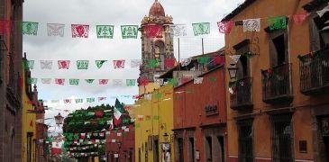 San Miguel de Allende está declarada Patrimonio de la Humanidad