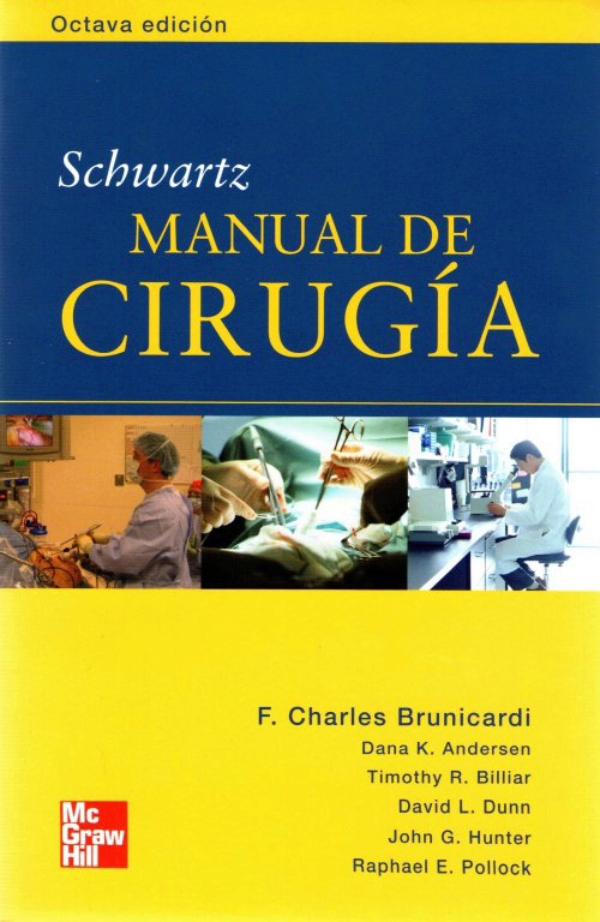 Libros En Ingles Descargar Schwartz. Manual De Cirugia