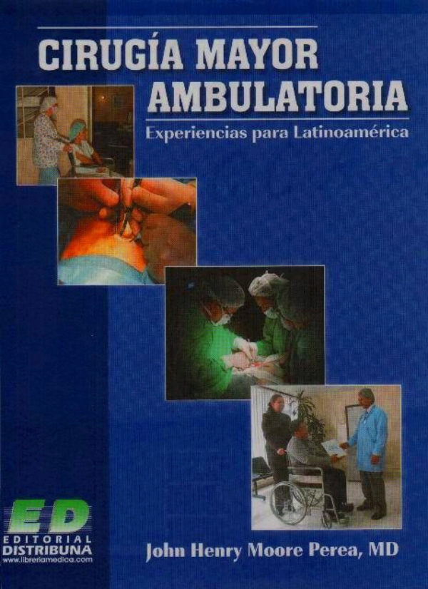Publica Tu Libro Gratis Cirugia Mayor Ambulatoria