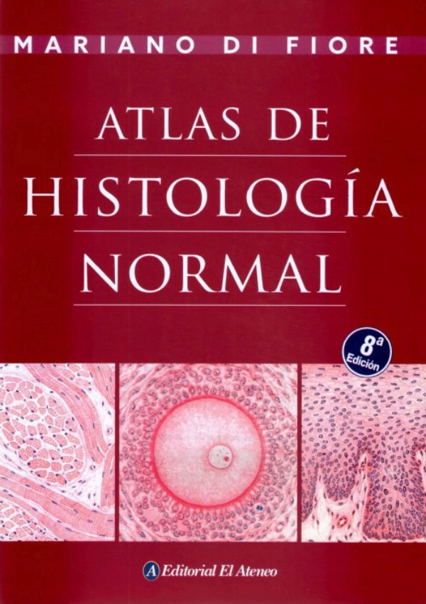 Libro Ebook Di Fiore. Atlas De Histologia Normal
