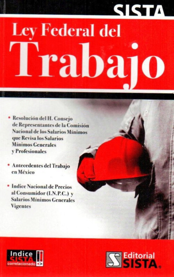 Ebook O Libro Ley Federal Del Trabajo