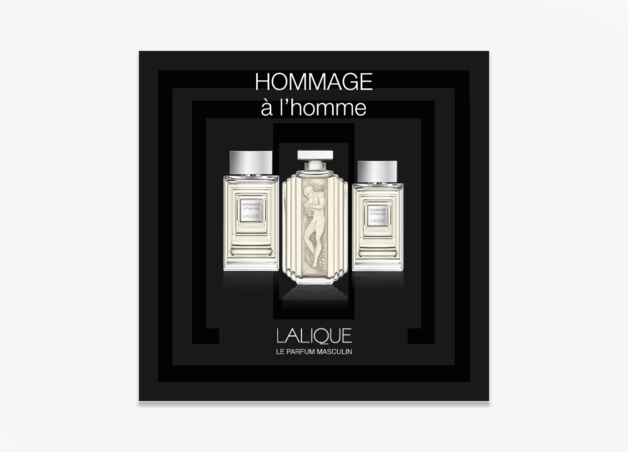 Parfum Diamantform Hommage À L Homme Eau De Toilette 100 Ml 3 3 Fl Oz Natural