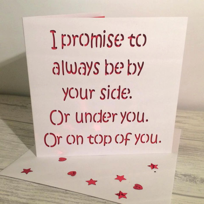 10+ Honest Valentineu0027s Day Cards For Couples Who Hate Cheesy Love - printable anniversary cards for her