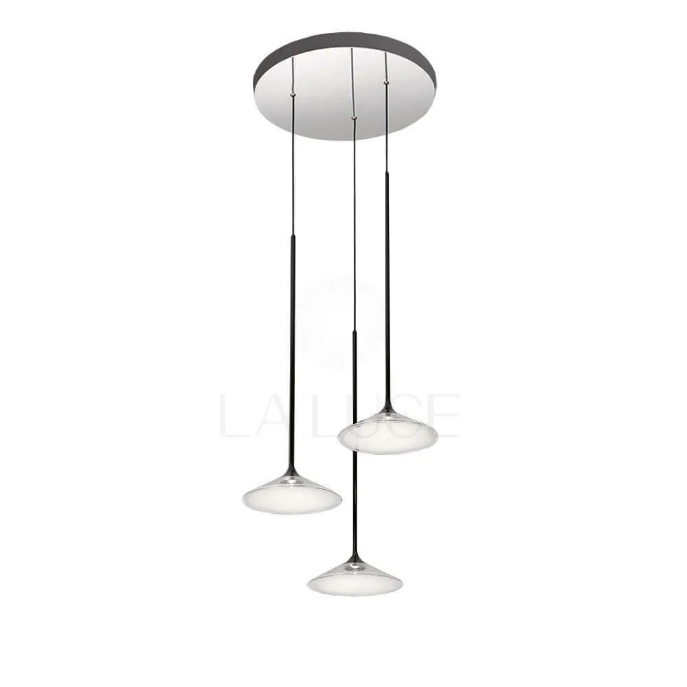 Artemide Suspension Orsa 3 Lights
