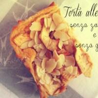 Torta di Mele Senza Zucchero e Senza Grassi