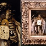 5 x 7 x 3 in. assemblage $500.00 Sold