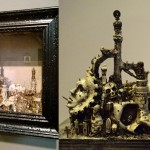 6 x 6 x 3.5 in. assemblage $550.00
