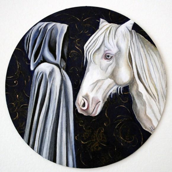 Jessica Andresen-Lopez - Dark Rider