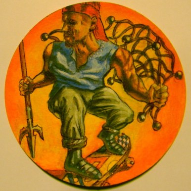 Davidd Batalon -Spartacus