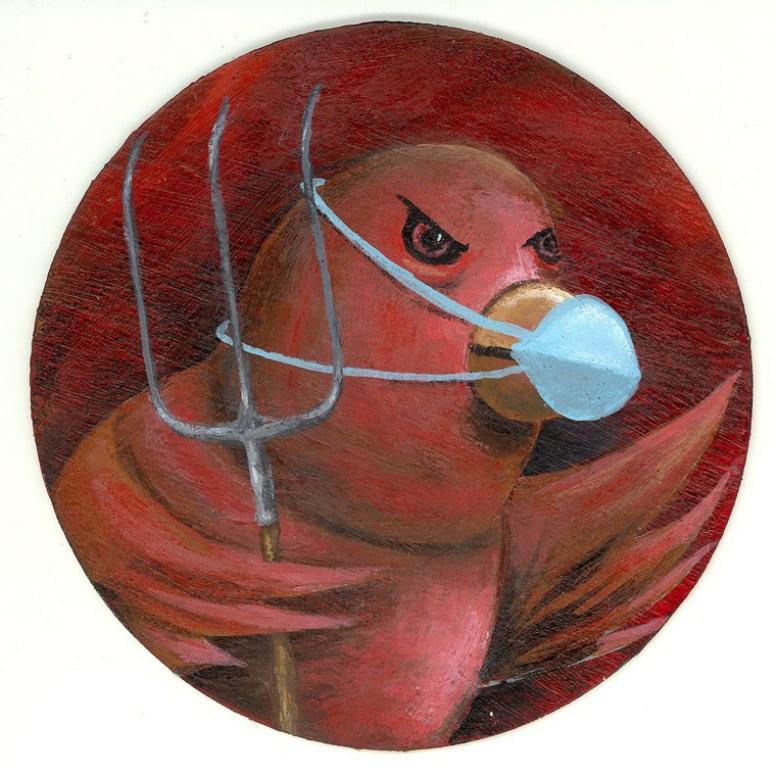 Brice Eichelberger - Bird Flu