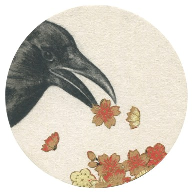 Stephanie Inagaki - Murder of Crows - Sakura