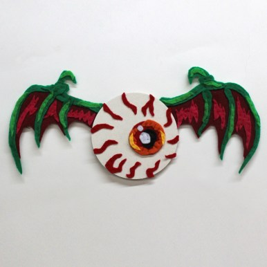 Billy Kheel - Flying Eyeball