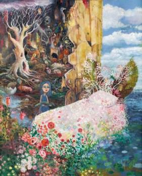 Conrad Haberland - The Bed
