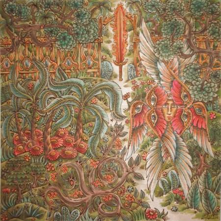 Ken Ruzic - Outside the Garden of Eden