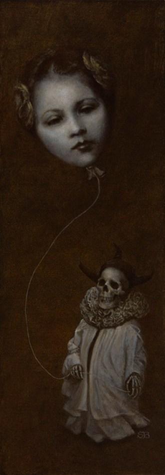 Deirdre Sullivan Beeman - Balloon Girl