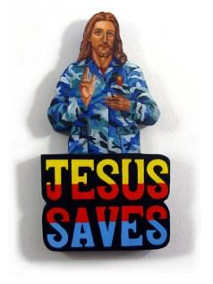 Peter Adamyan - Jesus Saved Me From Towelheads