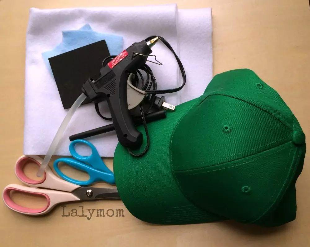 White baseball caps for crafts - White Baseball Caps For Crafts White Baseball Caps For Crafts Diy Dinosaur Hat Materials Download