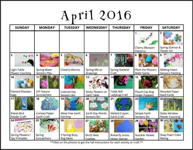 fun monthly calendar - Yelomdigitalsite